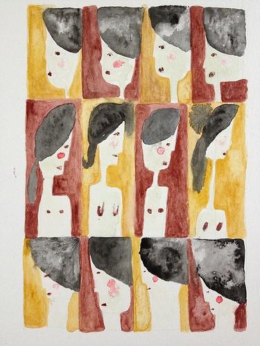 Scott Bergey  https://www.etsy.com/ca/shop/ScottBergey   #art #women #bergey