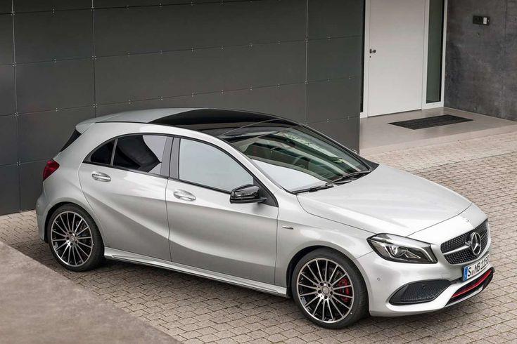 La Mercedes Classe A sera vendue aux Etats-Unis