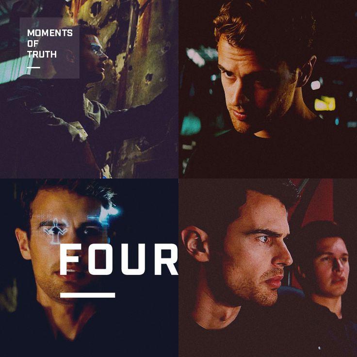 Four | #Allegiant | March 18, 2016