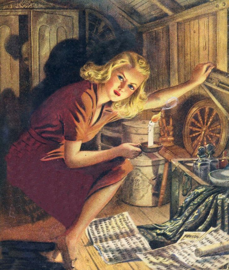 ♥Nancy Drew ~ Secret in the Old Attic♥