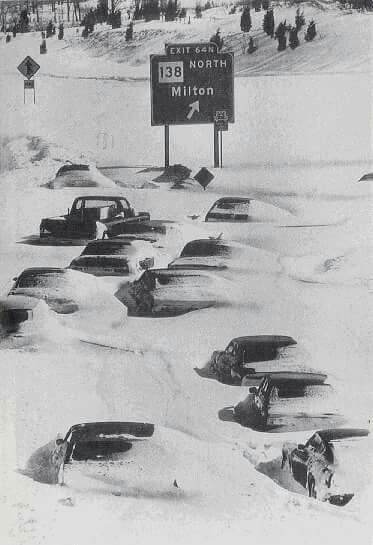 Blizzard Of 1978 I Remember This Storm If It Hadn T Been For The