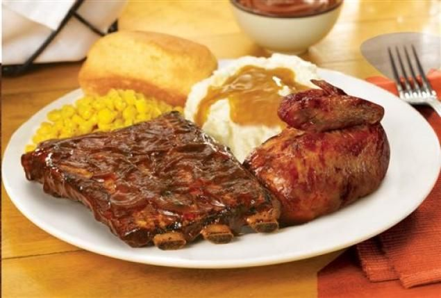 Louis-style ribs, its biggest new food launch in six years, will kick off with a tax-themed ad campaign starting April 1 with the slogan ' The Big Rib-ate. Description from nydailynews.com. I searched for this on bing.com/images