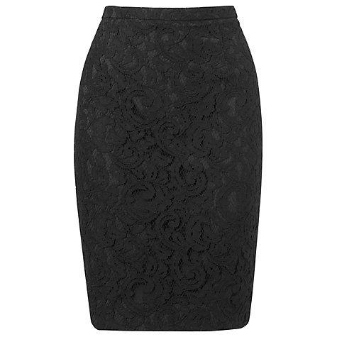 L.K. Bennett Liliyan Lace Skirt