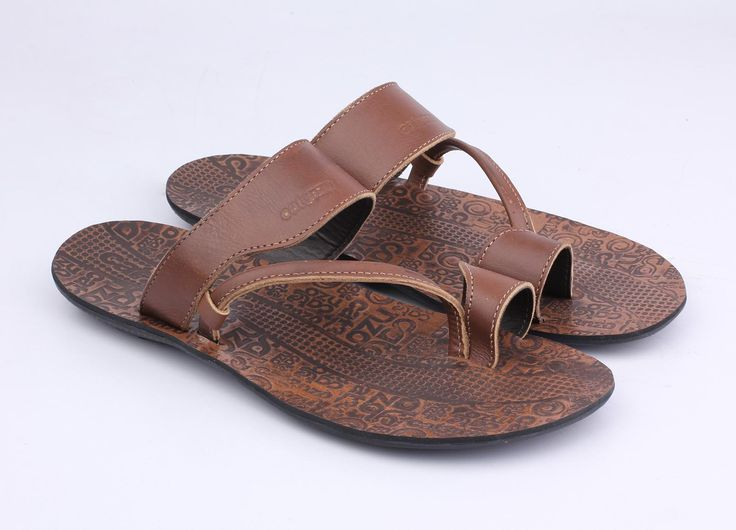 Sandal Kulit Pria - NO 099 - Bushindo Shop