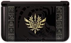 Nintendo 3DS LL Monster Hunter 4 specification Gore bend Black edition