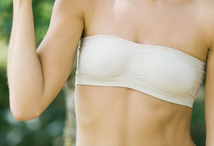 If we didn't need strapless bras so badly, we'd burn them