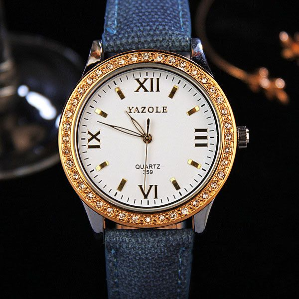 Wristwatch Ladies Wrist Watch Women Brand Famous Female Clock Quartz Watch Girl Quartz-watch Montre Femme Relogio Feminino