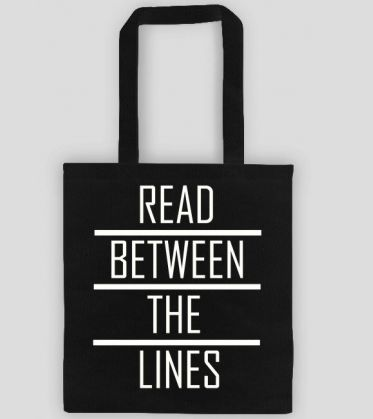 READ BETWEEN THE LINES on http://tomishop.pl