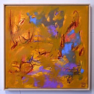 "Saatchi Art Artist Matteo Cassina; Painting, ""Ctrl+Alt+Canc"" #art"