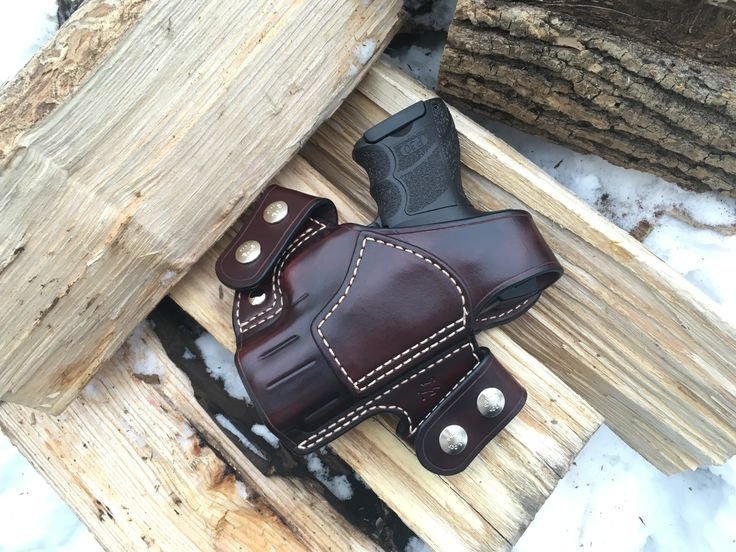 Nightingale Leather Hk P30sk Griffon V Owb Holster W Thumb