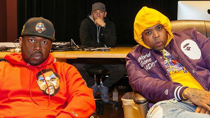 Eminem Welcomes Westside Gunn & Conway To Shady Records With A Just Blaze Track (Audio)