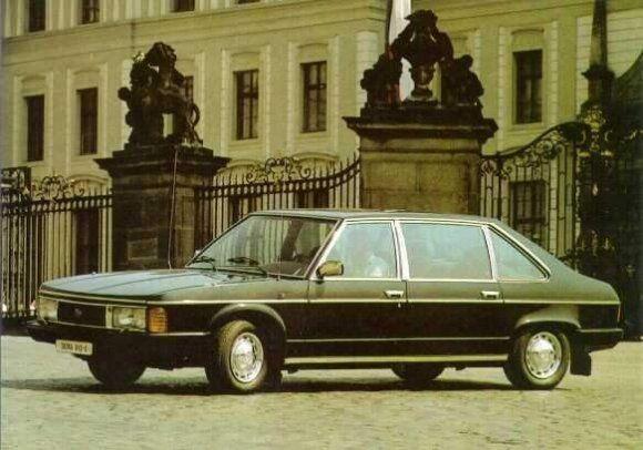 Tatra Register UK - T613 History