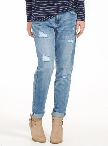 Image for The Relaxed Skinny Jean from Just Jeans