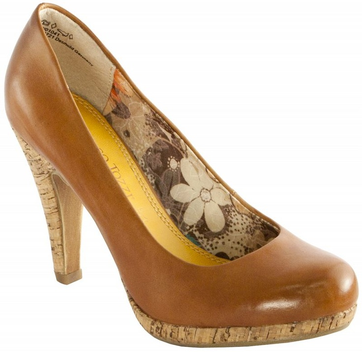 Marco Tozzi női bőr magassarkú cipő | Marco Tozzi Webáruház | Pumps és Félcipő Webáruház | Lifestyleshop.hu