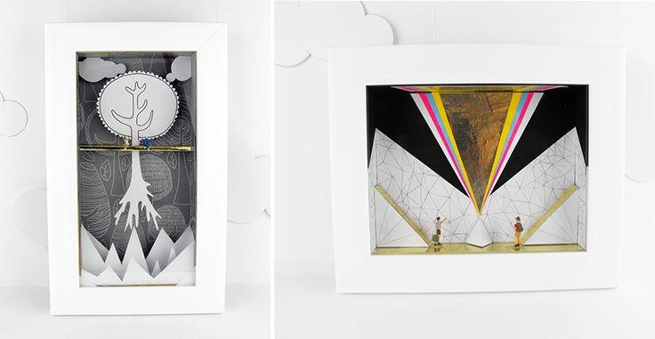 MINI OBSESSIONS - Dioramas