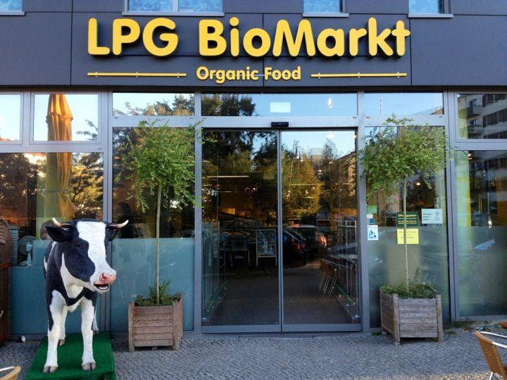 LPG - billed as Europe's biggest bio supermarket