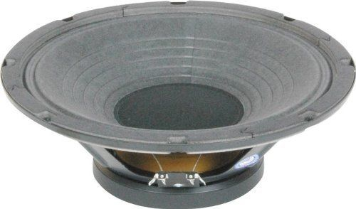 """Eminence Legend 1058 - 10 """" Guitar Speaker by Eminence. $59.99. The Eminence Legend 1058 10"""" Guitar Speaker has a very meaty tone, but with sparkle, definition and a smooth top-end. This Eminence Legend speaker is great for blues, country and rock. High power, vintage, seamed cone tonality for guitar. It's an ideal Vintage alnico Jensen replacement speaker."""