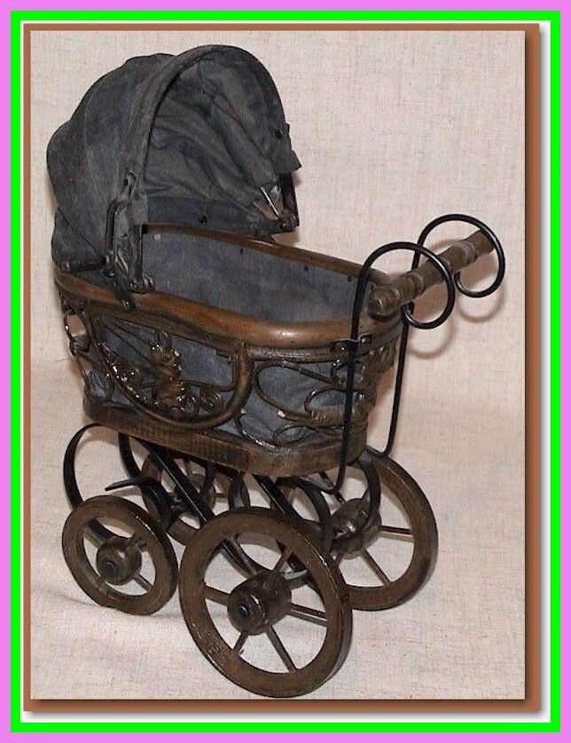 31 reference of stroller Vintage dolls pram in 2020