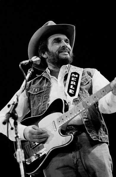 Sad day for country music, hopefully he is down on some blue bayou. Rest in peace Merle.