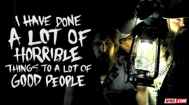 WWE Bray Wyatt Quote 4/8