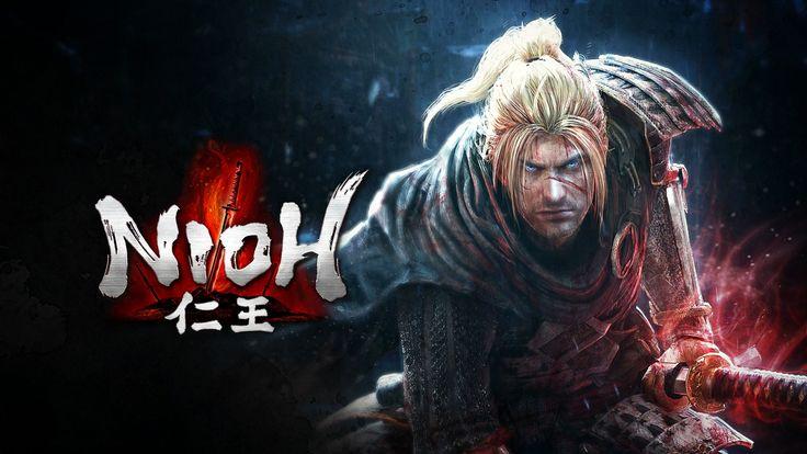Nioh video game release date Feb 7, 2017