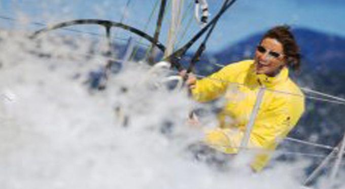 Dee Caffari - inspirational yachtswoman. http://champions-speakers.co.uk/speakers/other-sports/dee-caffari