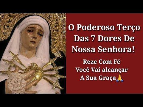 O Terco Das 7 Dores De Nossa Senhora Youtube 7 Dores De Maria