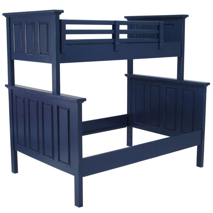 Newport Cottages Panel Bunk Bed @Layla Grayce