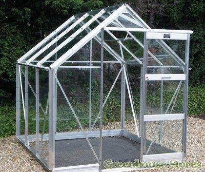 Elite Craftsman 6x6 Greenhouse - Horticultural Glazing   http://www.greenhousestores.co.uk/Elite-Craftsman-6x6-Greenhouse-Horticultural-Glazing.htm