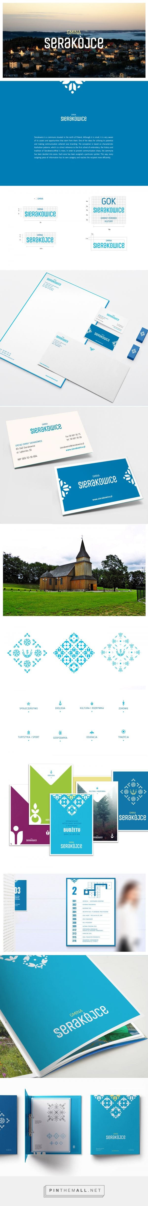 Gmina   Sierakowice Identity.  Sierakowice is a commune situated in the north of Poland. Although it is small, it is very aware of its assets and opportunities that stem from them.
