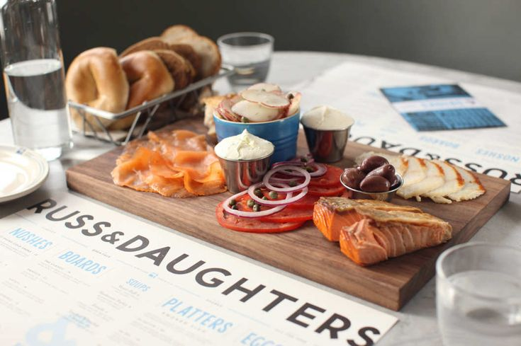 russ and daughters - Google Search