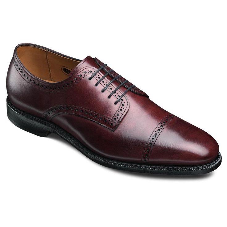 6c4d2beb9c2c4 Yorktown - Cap-Toe Oxfords Lace-up Derby Dress Shoes by Allen Edmonds