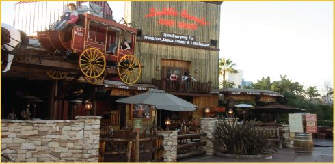 Universal | Saddle Ranch Chop House | Steaks - Bulls - Rock N' Roll | TheSaddleRanch.com