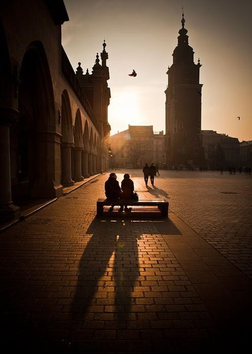 Kraków, Cracow, Main Square