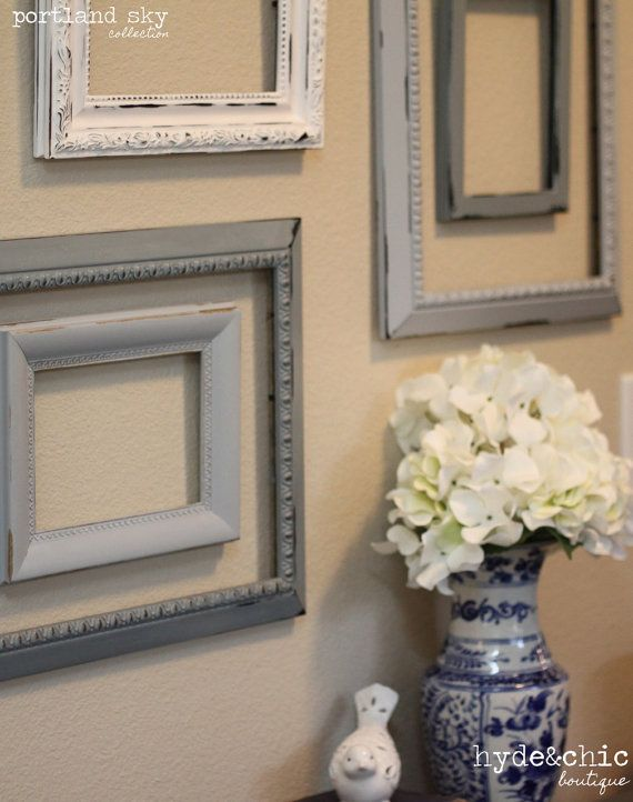 Best 25+ Frame wall decor ideas on Pinterest | Hanging pictures on ...