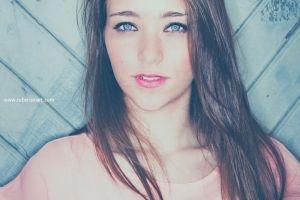 chica guapa  #portrait #girl