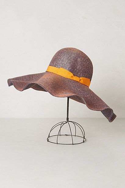 Waverly Sun Hat #anthropologie