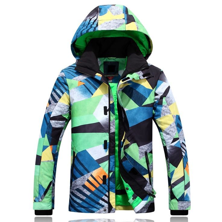 112.43$  Watch now - http://aliezb.worldwells.pw/go.php?t=1567749788 - Ski jackets snowboard coat men winter brand suit skiing jacket veste ski homme esqui jas heren