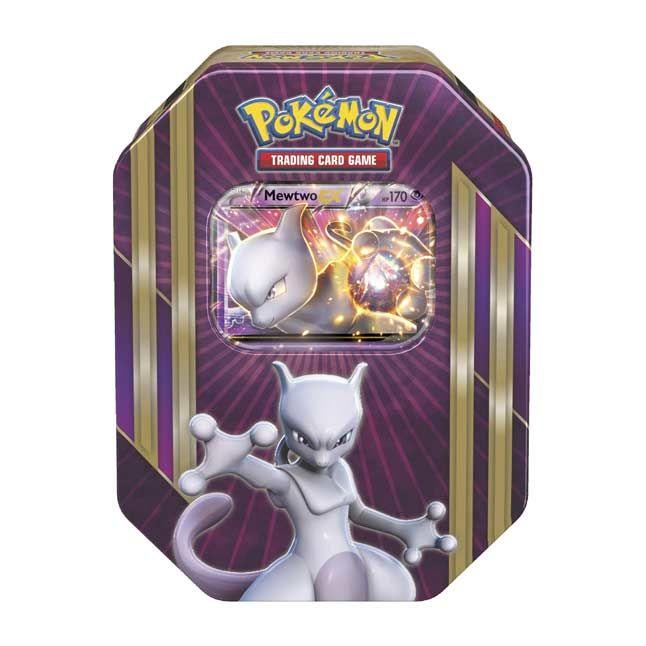 Pokémon TCG: Triple Power Tin (Mewtwo)