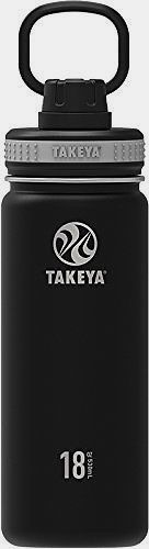 Takeya Originals Insulated Stainless Steel #Water Bottle, 24 Oz, Black  https://couponash.com/deal/takeya-originals-insulated-stainless-steel-water-bottle-24-oz-black/162439