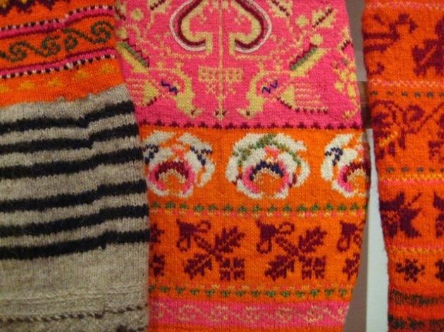 Muhu island knit