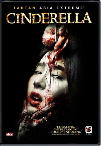 Luv with Cinderella asian horror