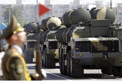 PUTIN'S AIDE: RUSSIA UPGRADING S-300 MISSILE SYSTEM FOR IRAN DELIVERY -- S-300 missile defense batteries