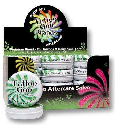 Tattoo Goo Original Aftercare Salve - From £3.75 #aftercare #tattoosupplies #magnumtattoosupplies