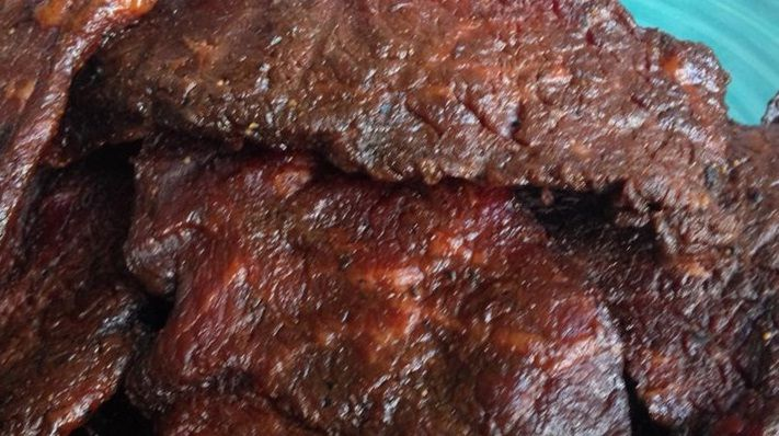 cooking for you: Wow Homemade Beef Jerky