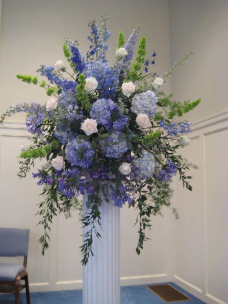 flower arrangements delphiniums - Google zoeken