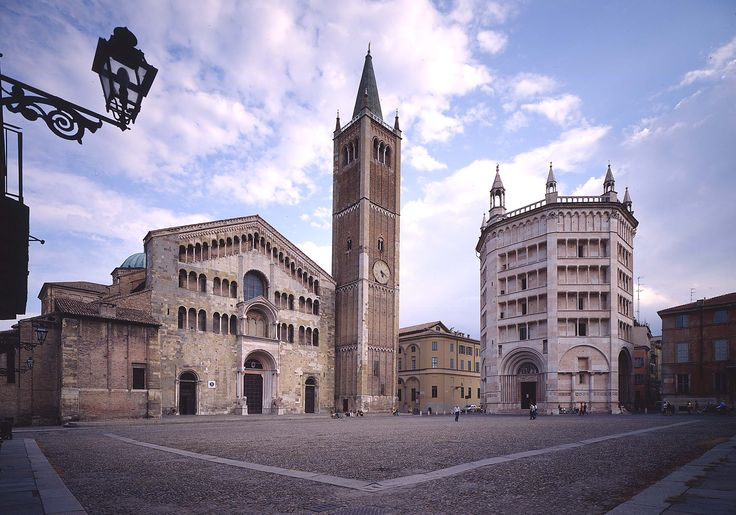 Duomo & Battistero #parma #lovemycity