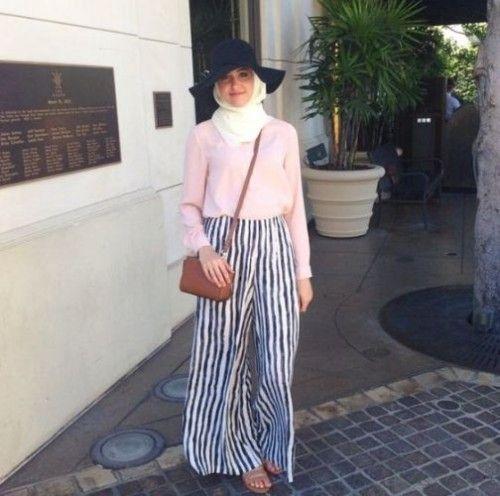 palazzo pants hijab, New trends just for hijab http://www.justtrendygirls.com/new-trends-just-for-hijab/