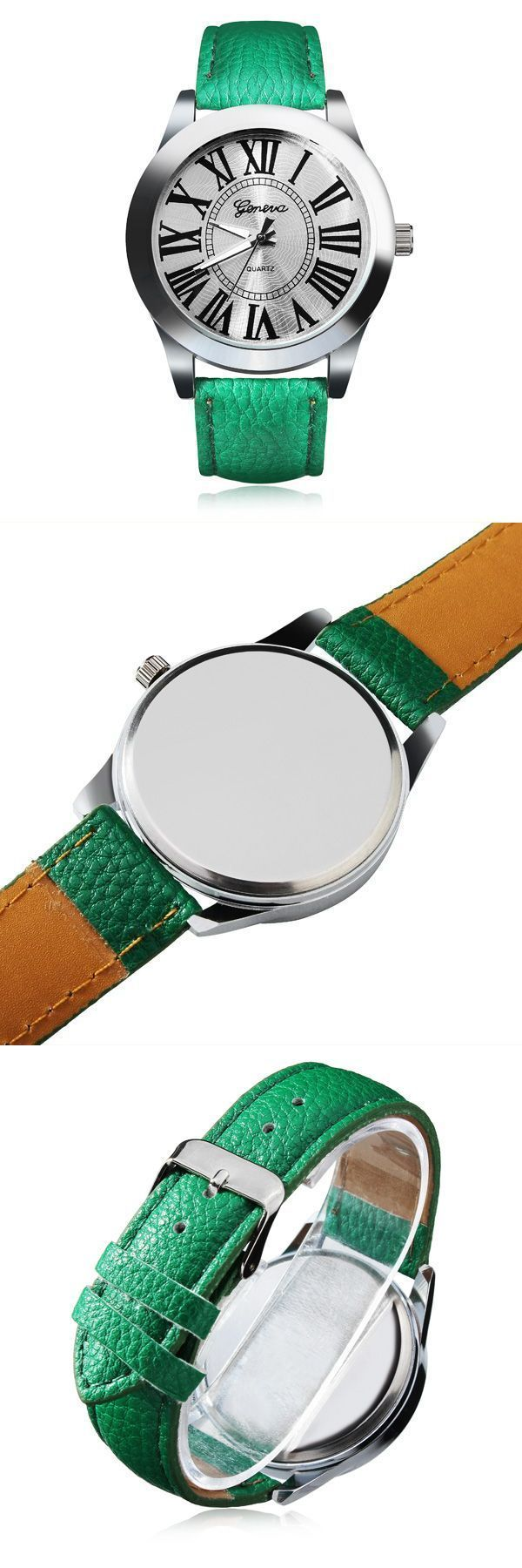 Pu leather roman number silver round women wrist watch cute style status in hindi #cute #2 #color #hairstyles #cute #style #ideas #for #leggings #cute #vintage #style #how #to #make #a #cute #hairstyle