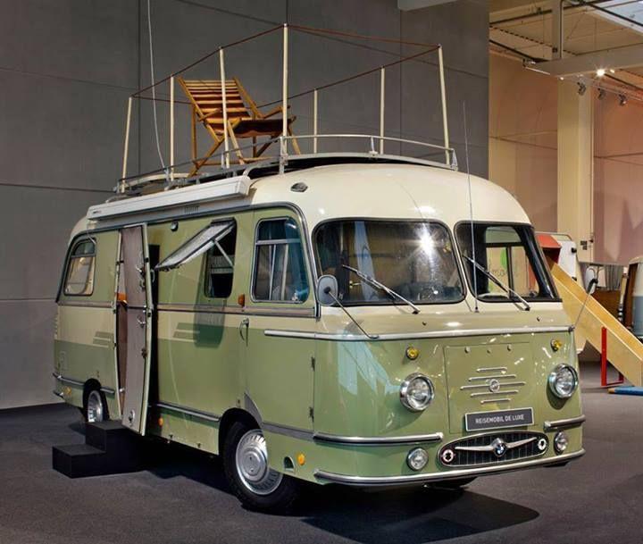 the 1959 mikafa reisemobil caravan de luxe camions pinterest. Black Bedroom Furniture Sets. Home Design Ideas